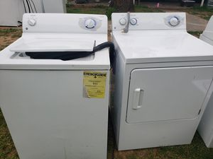 Ge washer dryer set for Sale in Cumberland, VA