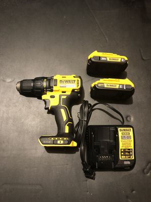 Dewalt drill drive set Brushless for Sale in Columbus, OH