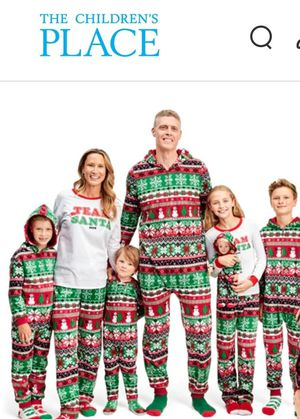 4 Matching family Xmas PJs for Sale in Monrovia, CA