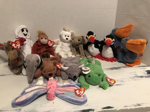 Beanie Babies for Sale in Burlington, NJ