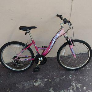 Ladies 24 Inch Step Thru Bike 21 Speed for Sale in Hollywood, FL