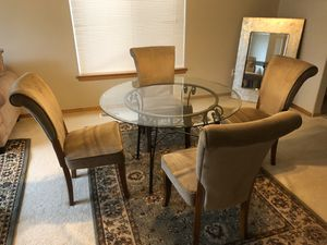 Kitchen Dining Set for Sale in Renton, WA