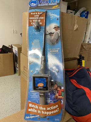 Kid fishing rod with video for Sale in Laguna Hills, CA