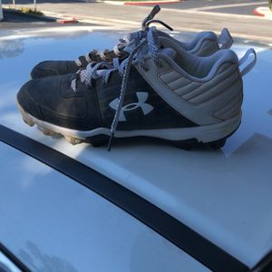 Barely Used Size 7 Cleats And Baseball Gear for Sale in Yorba Linda, CA