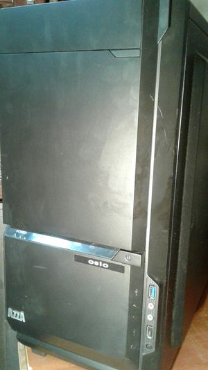 Gaming computers 1 built and 1 case for Sale in St. Louis, MO