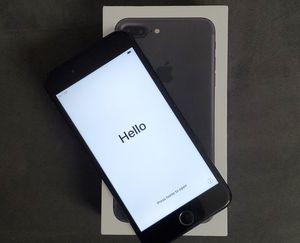 Apple iPhone 7 Plus for Sale in Virginia Beach, VA