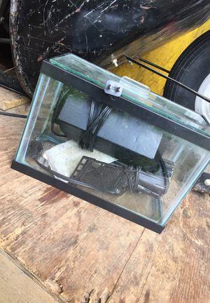 1 gallon fish tank for Sale in Smyrna, TN