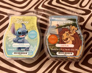 Scentsy Disney Bars Stitch & The Lion King for Sale in Upland, CA