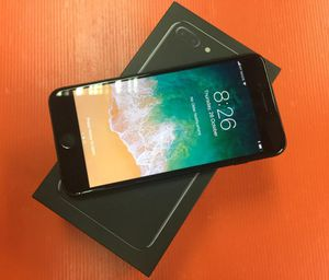 iPhone 7 Plus,, 256GB,, Factory Unlocked, Excellent condition ,''As LiKe aLMosT neW'' for Sale in Springfield, VA