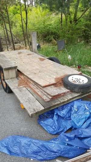 Free trailer for Sale in Lake Ridge, VA