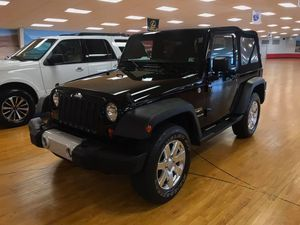 2013 Jeep Wrangler Unlimited Sahara Sport Utility 4D for Sale in Manassas, VA