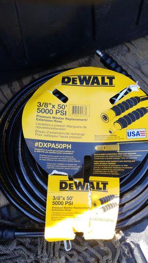 Pressure washer hose, new for Sale in Vista, CA