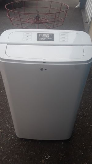LG portable AC unit for Sale in Snohomish, WA