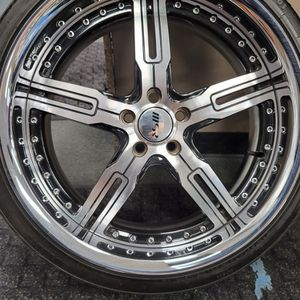 """20"""" MSR Rims 5x108 Or 5x4 1/4 for Sale in Chicago, IL"""