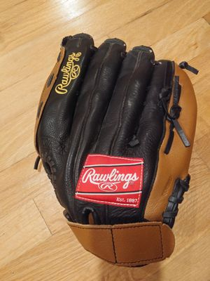Rawlings left handed baseball glove like new for Sale in Kenmore, WA