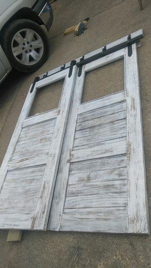 BARN DOORS for Sale in Duncanville, TX