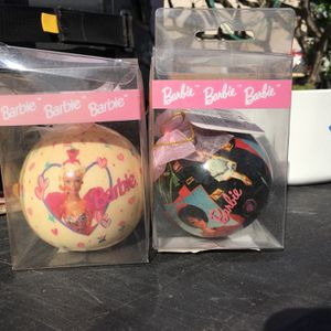 1996 Barbie Ornaments for Sale in San Diego, CA