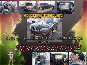 2015 Jeep Grand Cherokee for Sale in Glendale, AZ