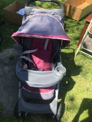 Girl stroller & baby seater for Sale in Columbus, OH