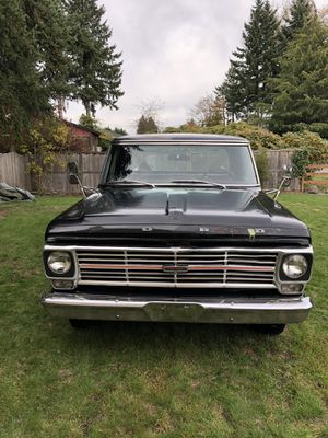 1969 Ford F-100 Ranger for Sale in Bonney Lake, WA