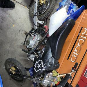 125cc Dirt Bike (description) for Sale in Bakersfield, CA