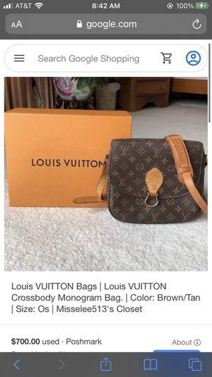 Louis Vuitton Crossbody Monogram bag for Sale in Beaverton, OR