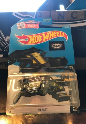 """Hot Wheels """"The Bat"""" 2/5 for Sale in Des Moines, IA"""