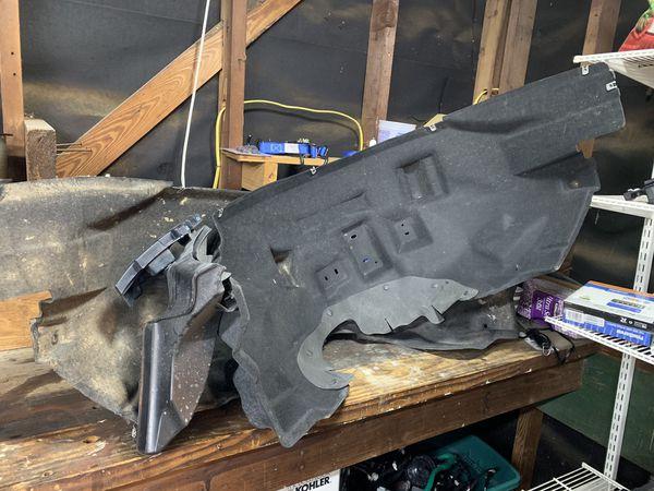 Ford F-150 2018 front inner fender liner