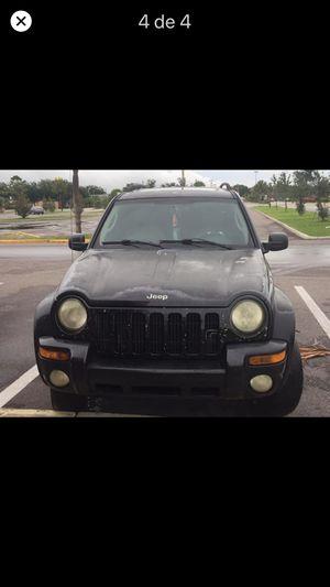 Jeep lyberti 2003 3.7 for Sale in Wahneta, FL
