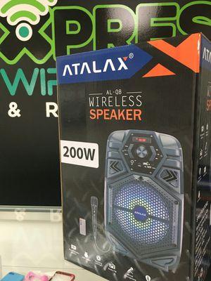 Wireless Portable Speaker - SOMOS TIENDA for Sale in Miami, FL