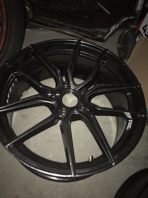 """19.5x8.5 120"""" rims fits all BMW's for Sale in Portland, ME"""
