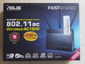 Asus AC1900 Gigabit Router for Sale in Jacksonville, FL