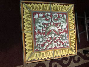 Antique tile table for Sale in Bridgewater, MA