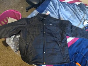 Snap on jacket brand new size large for Sale in Osteen, FL