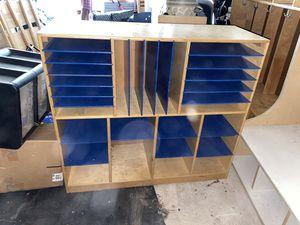 Cubbies/organizer/shelves for Sale in Glenn Dale, MD