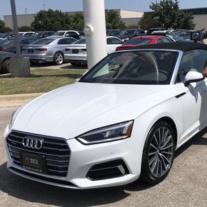 2018 Audi A5 convertible for Sale in Austin, TX