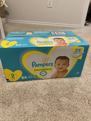 NEW Pampers Size 2 for Sale in Bulverde, TX