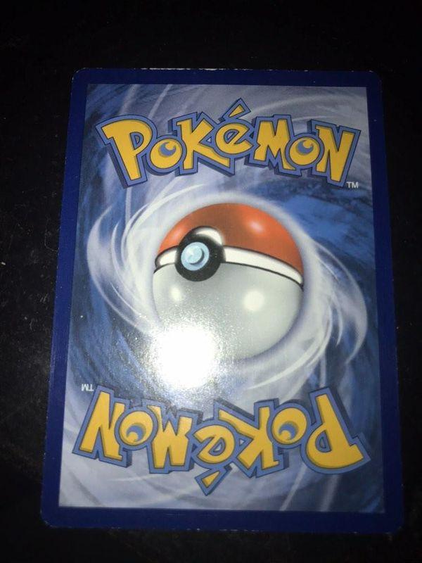 Pokemon card Mega tyranitar 92/98