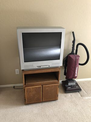 Free TV and stand - Still available!! for Sale in Scottsdale, AZ