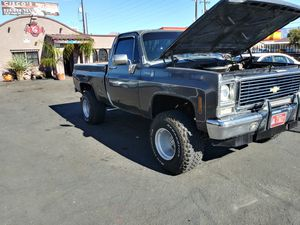 79 chevy short beat 4x4 new enginen for Sale in Tucson, AZ