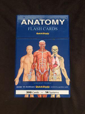 Anatomy flash cards for Sale in Salt Lake City, UT