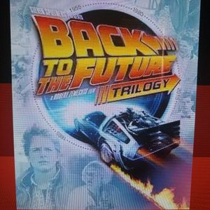 Bluray - Back to the Future Trilogy for Sale in Lewisville, TX