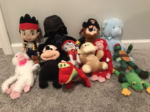 Stuffed animals for Sale in Butler, PA