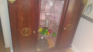 Antique china cabinet for Sale in Home, WA