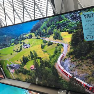 65 INCH 4K ULTRA HD 120Hz QUANTUM LED SMART ANDROID TV SONY 950G qled for Sale in Los Angeles, CA