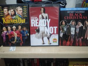 3 Great Movies Great Price All 3 for $20 for Sale in West Covina, CA