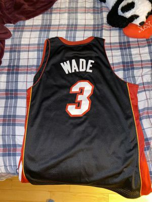 Authentic D Wade Jersey Size XL for Sale in Kensington, MD