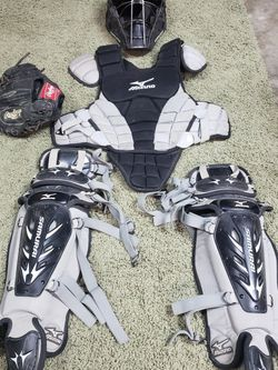 Mizuno Samurai Youth Catchers Gear for Sale in Stanwood,  WA