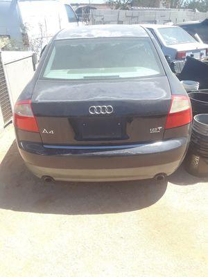 2003 Audi a4 1.8 T quattro Turbo For Parts for Sale in Hesperia, CA