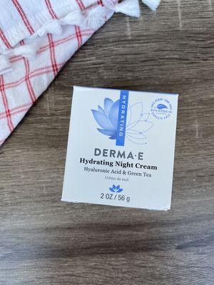 Derma E hydrating night cream for Sale in Scottsdale, AZ